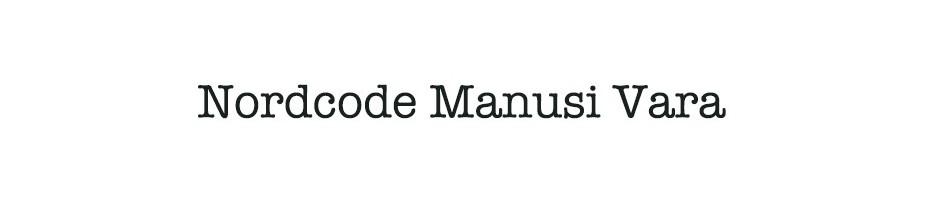 Nordcode Manusi Vara