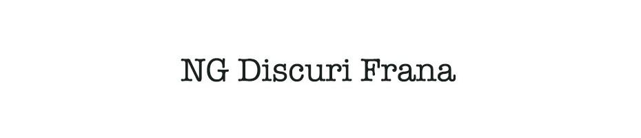 NG Discuri Frana