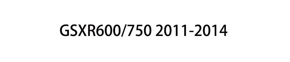 GSXR600/750 2011-2014