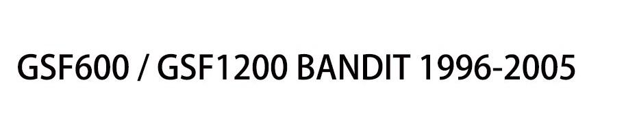 GSF600 / GSF1200 BANDIT 1996-2005