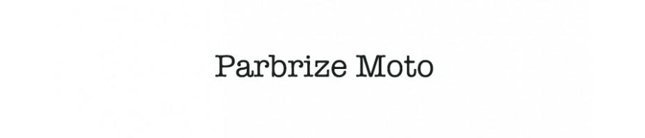 Parbrize Moto