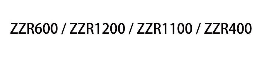 ZZR600 / ZZR1200 / ZZR1100 / ZZR400