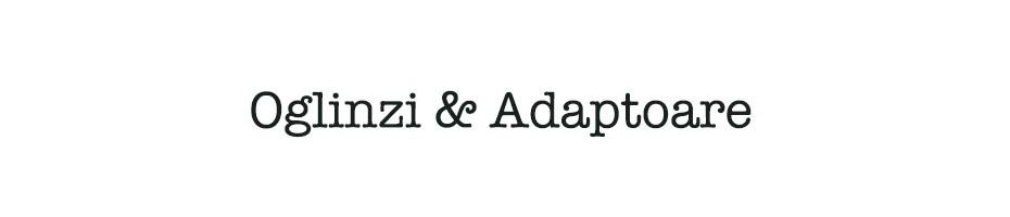 Oglinzi & Adaptoare