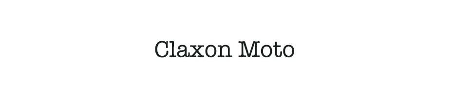 Claxon Moto