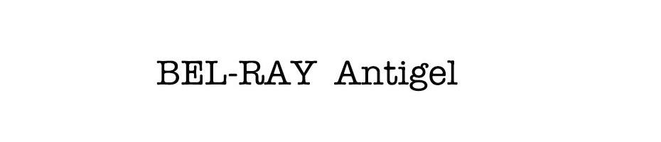 BEL-RAY  Antigel