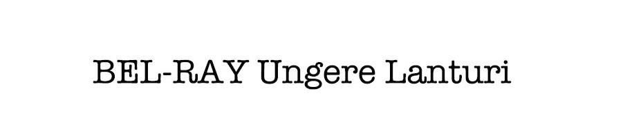 BEL-RAY Ungere Lanturi