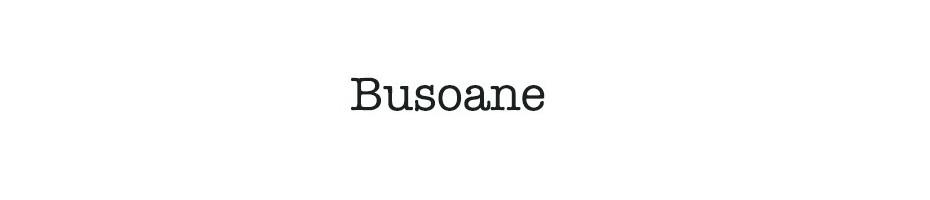 Busoane
